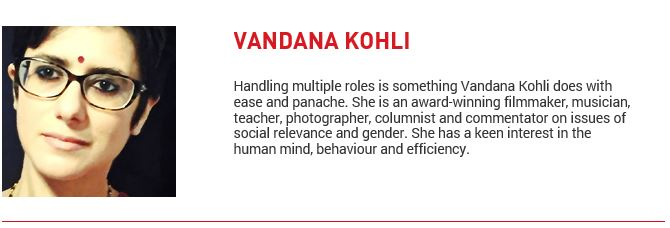 Writing - VANDANA KOHLI